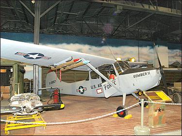 "L-19A (O-1E) ""Bird Dog"""
