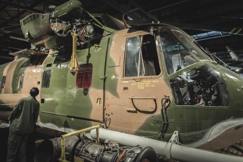 "HH-3E ""Jolly Green Giant"""