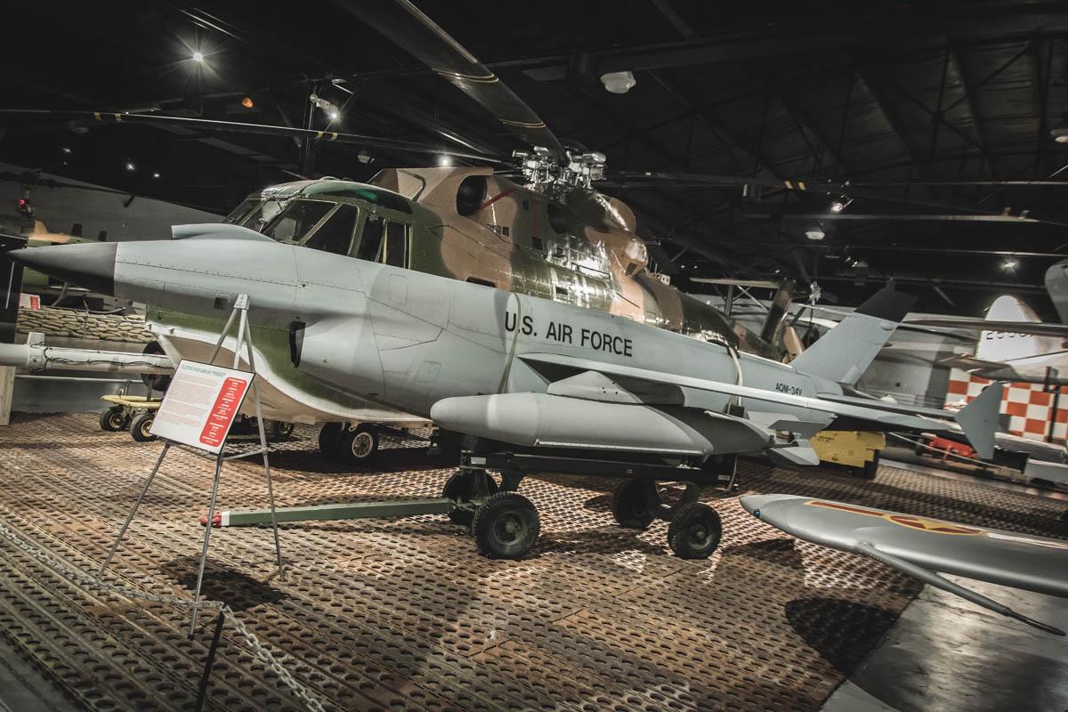 AQM-34V