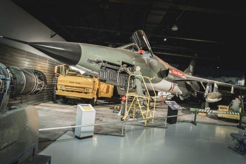 """F-105D """"Thunderchief"""""""