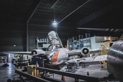 """B-57B """"Canberra"""""""
