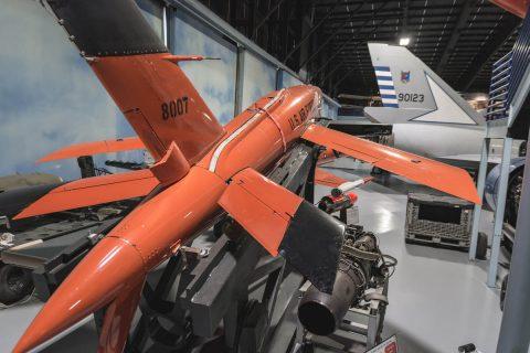 """BQM-34A-53 """"Firebee"""""""