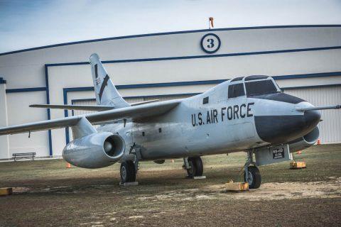 """WB-66D """"Destroyer"""""""