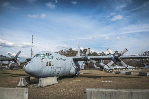 """C-130E """"Hercules"""""""