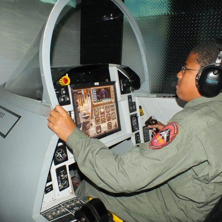 Mission Quest Flight Sim STEM Lab 2.0