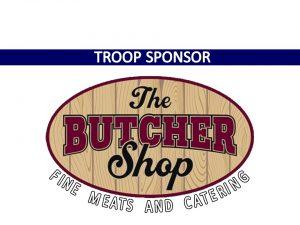 Marathon Sponsor The Butcher Shop