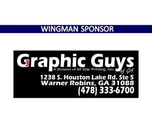 Aviation Marathon Graphic Guys Sponsor