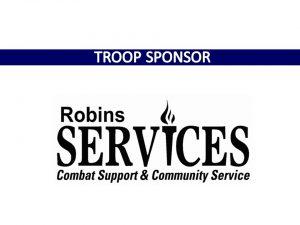 Aviation Marathon Robins Services Sponsor