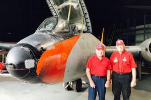 Vietnam War Vets B-57