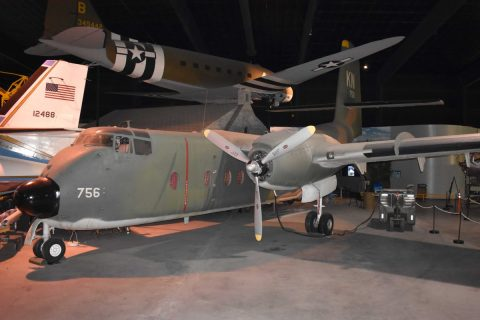 "C-7A ""Caribou"""