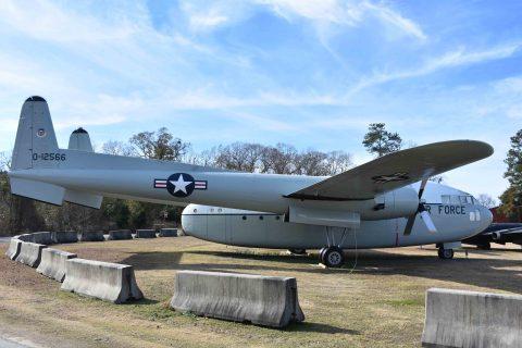 """C-119C """"Flying Boxcar"""""""