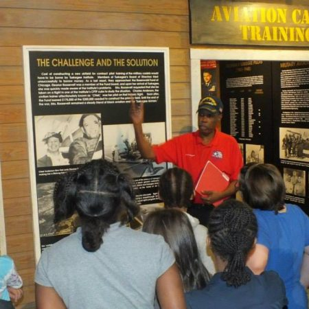 tuskegee guided tour